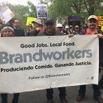 Brandworkers Banner