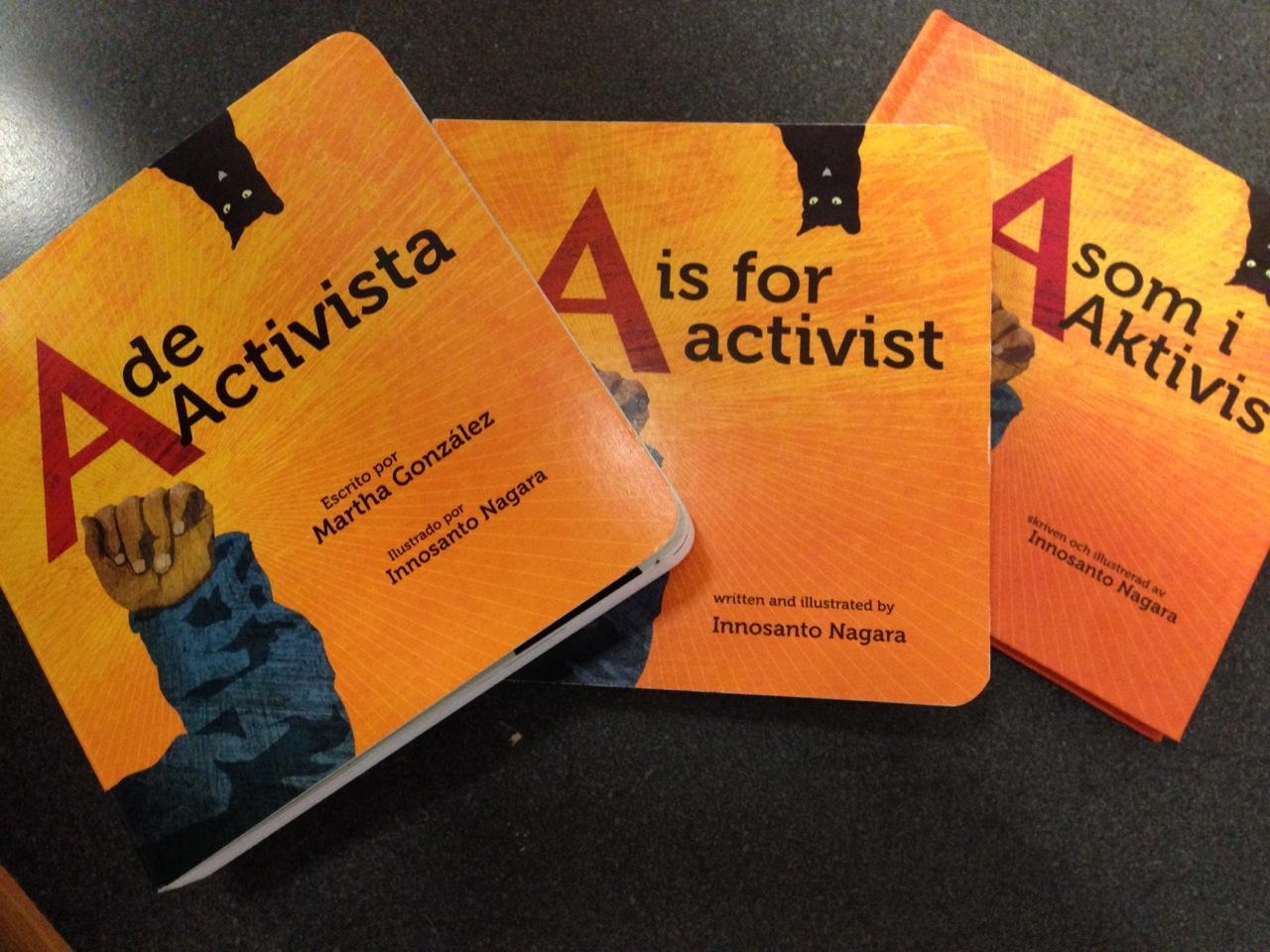 Innosanto Nagara - A is for Activist
