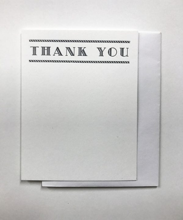 Deco Note Card