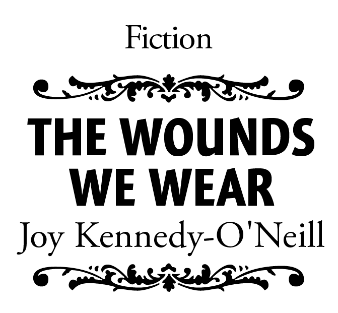 """AFTERMATH Excerpt: """"The Wounds We Wear"""""""