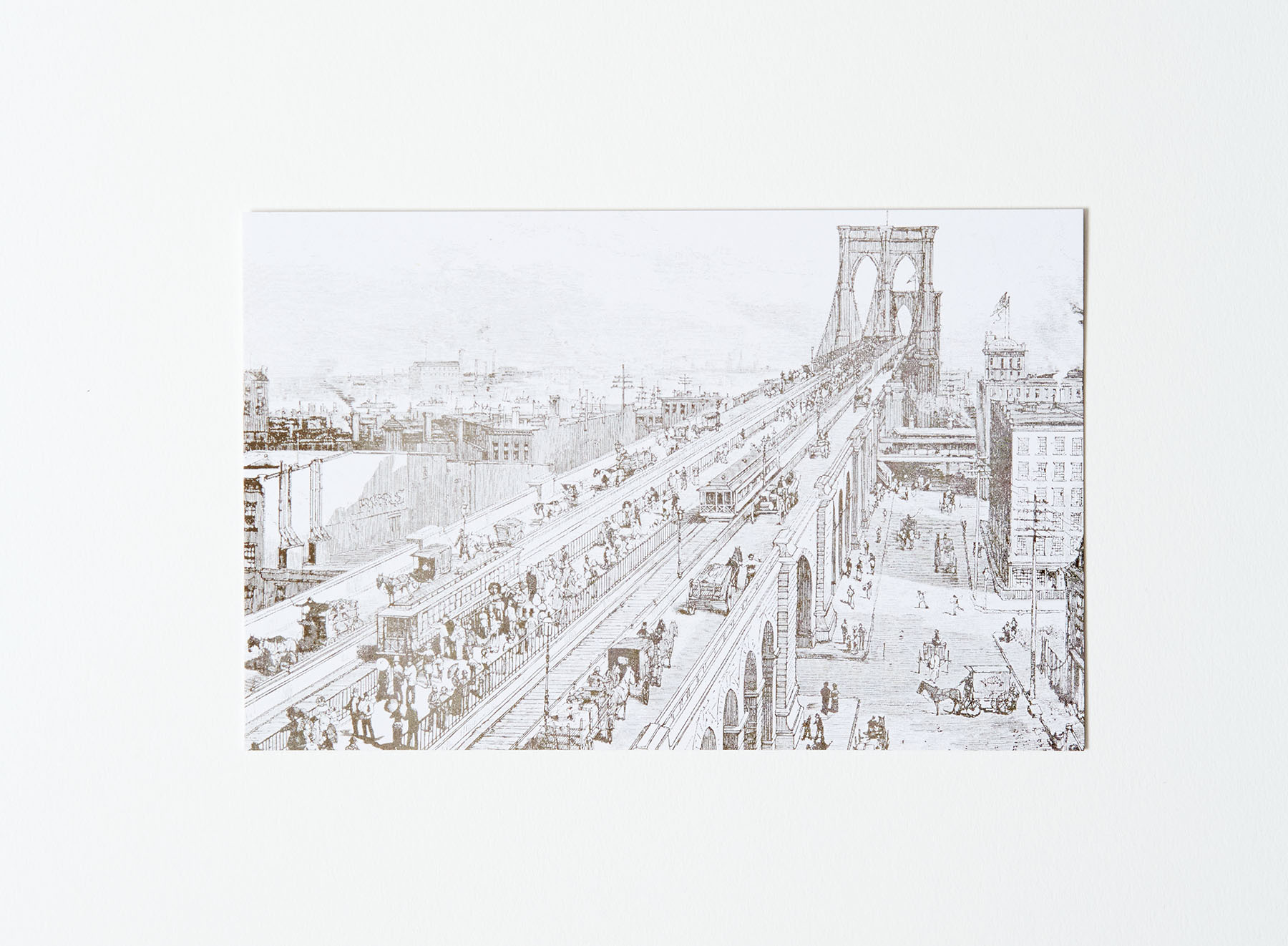 Brooklyn Bridge Postcard Set