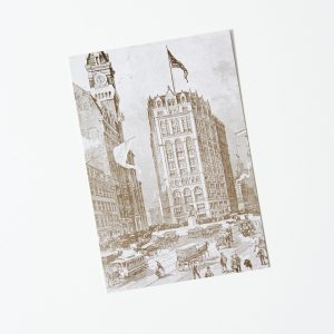 Printing House Square Postcard
