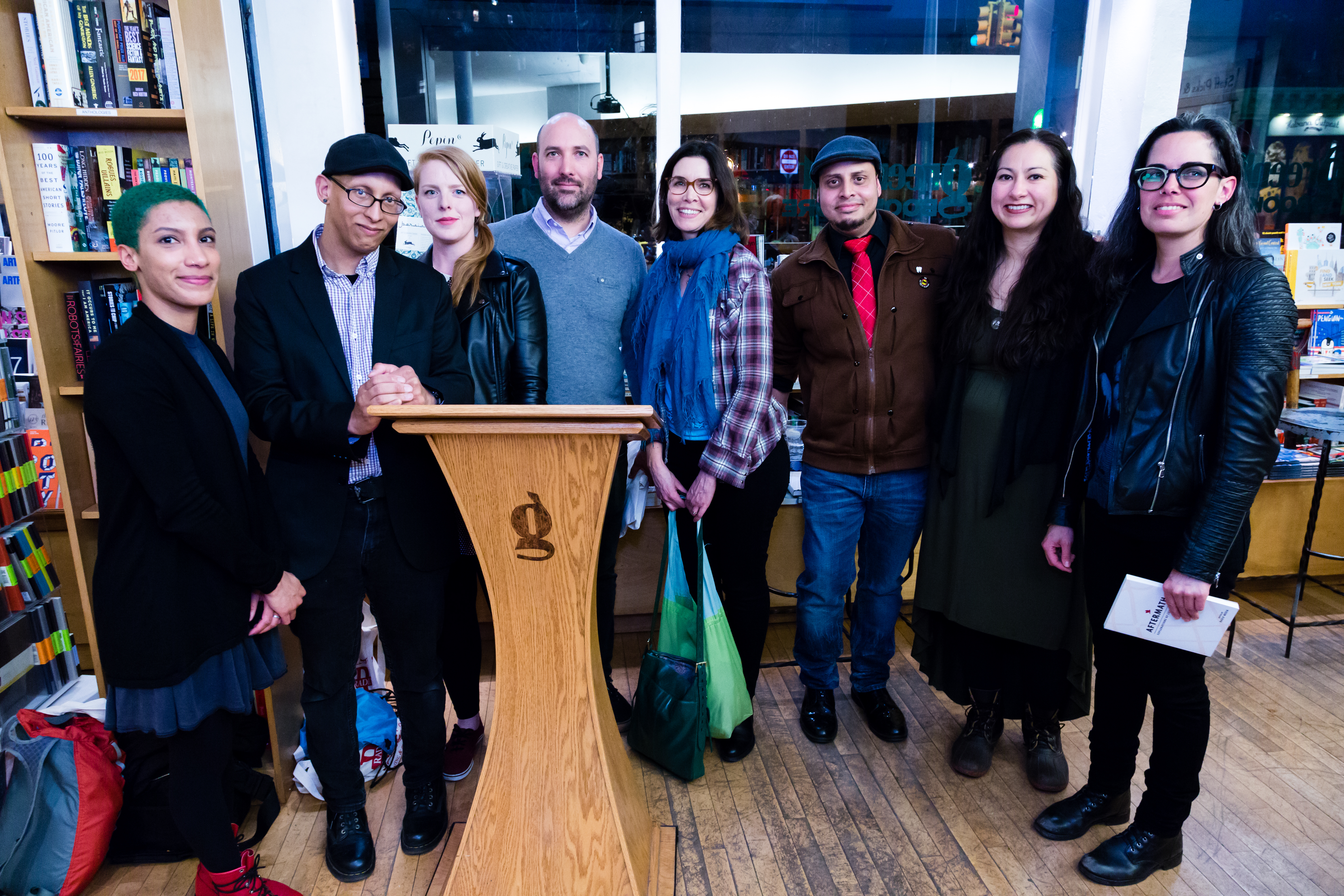 AFTERMATH Launch - Radix workers and contributors