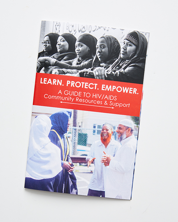Booklets - Muslim Women's Institute for Research & Development (front)