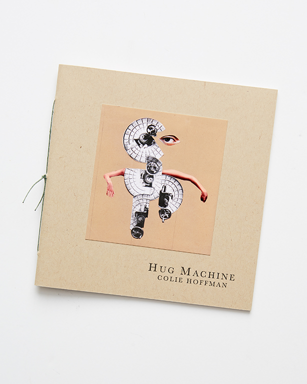 Booklets - Hug Machine (front)