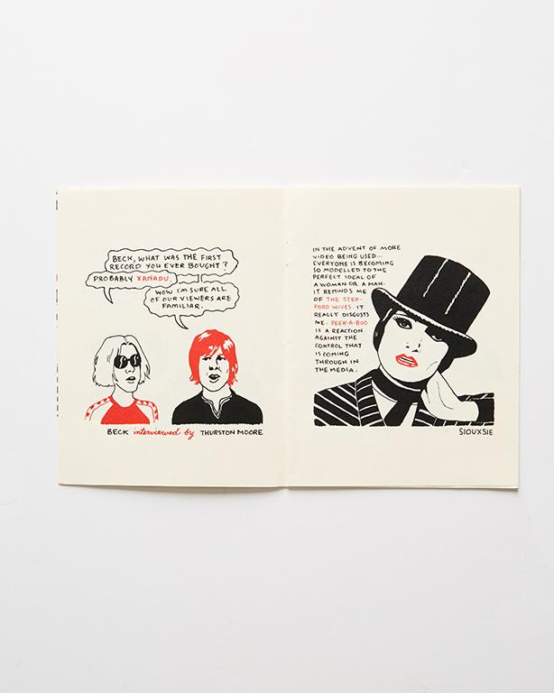 Booklets - Derek Marks 120 Minutes (interior)