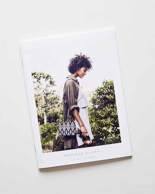Booklets - Mercado Global Lookbook (front)