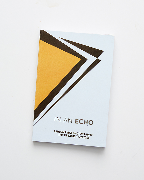 Paperback Book - In An Echo Front