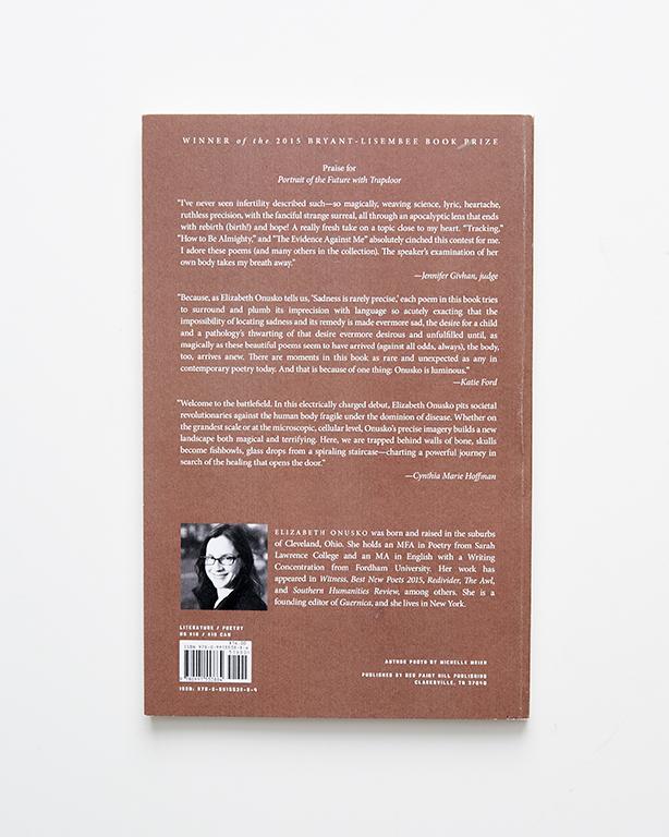 Paperback Book - Back