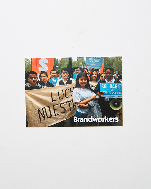 Postcards - Brandworkers