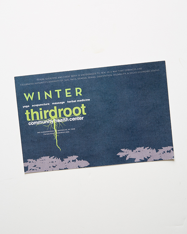 Postcards - Third Root