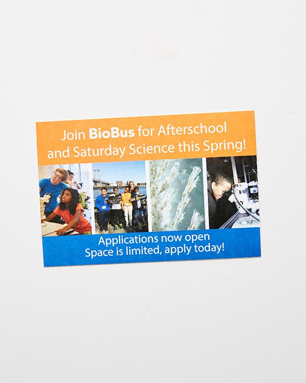 Postcards - BioBus