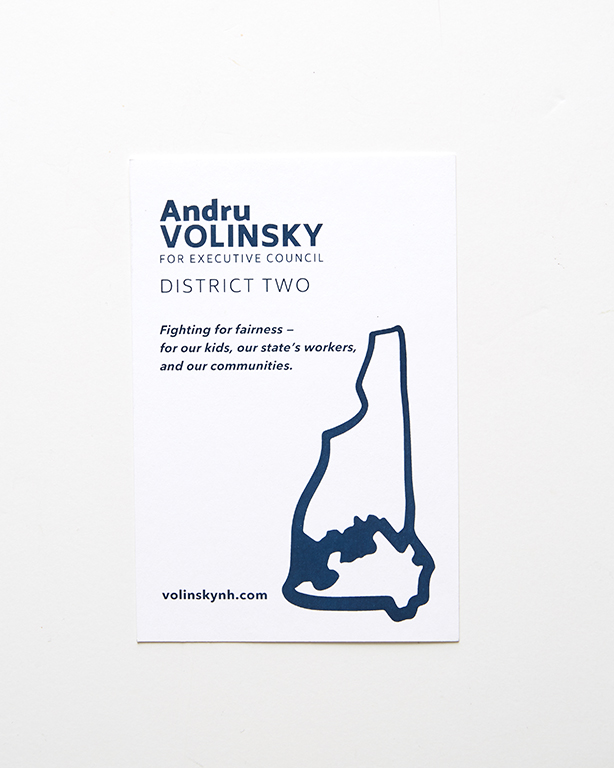 Postcards - Andru Volinsky