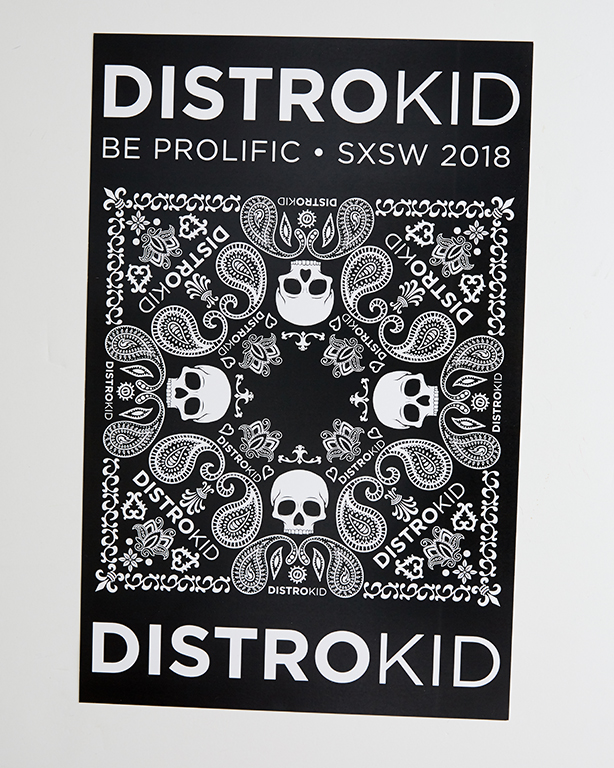 Posters - DistroKid