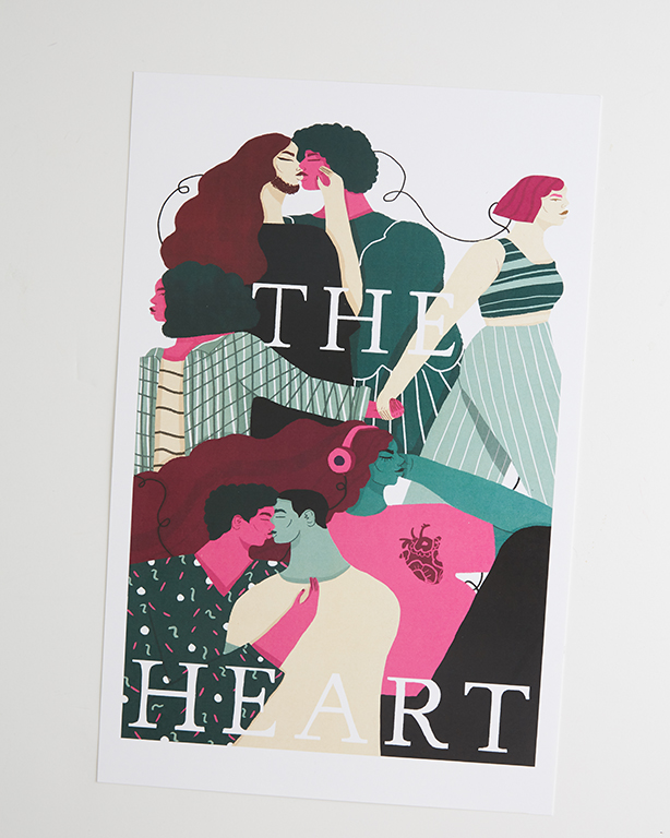 Posters - The Heart Podcast