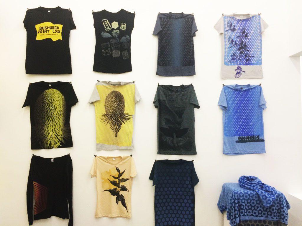 Bushwick Print Lab Shirts