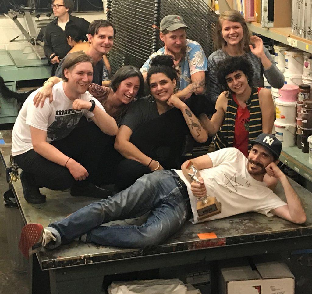 Bushwick Print Lab Crew