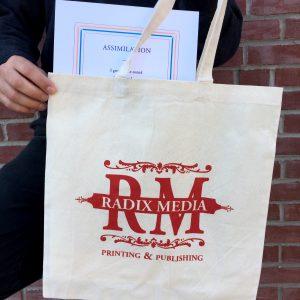 Radix Media Tote Bag