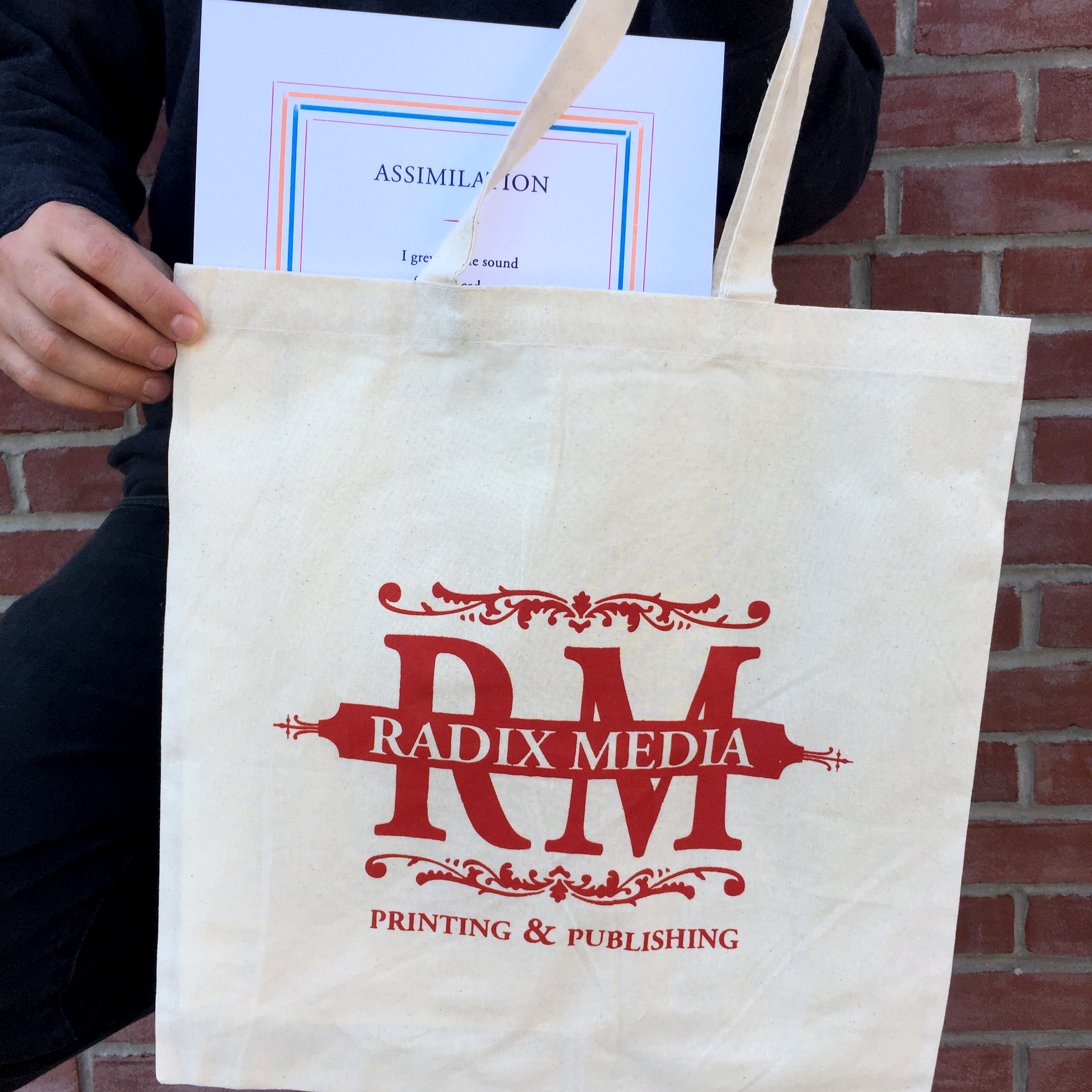 Radix Media Tote Bag