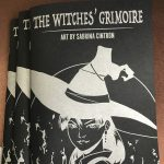 Behind the Scenes of The Witches' Grimoire by Sabrina Cintron