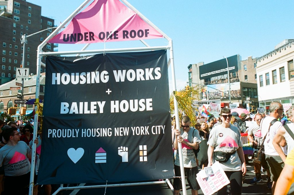 Housing Works - Reclaim Pride March
