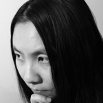 Hal Y. Zhang, author of HARD MOTHER, SPIDER MOTHER, SOFT MOTHER