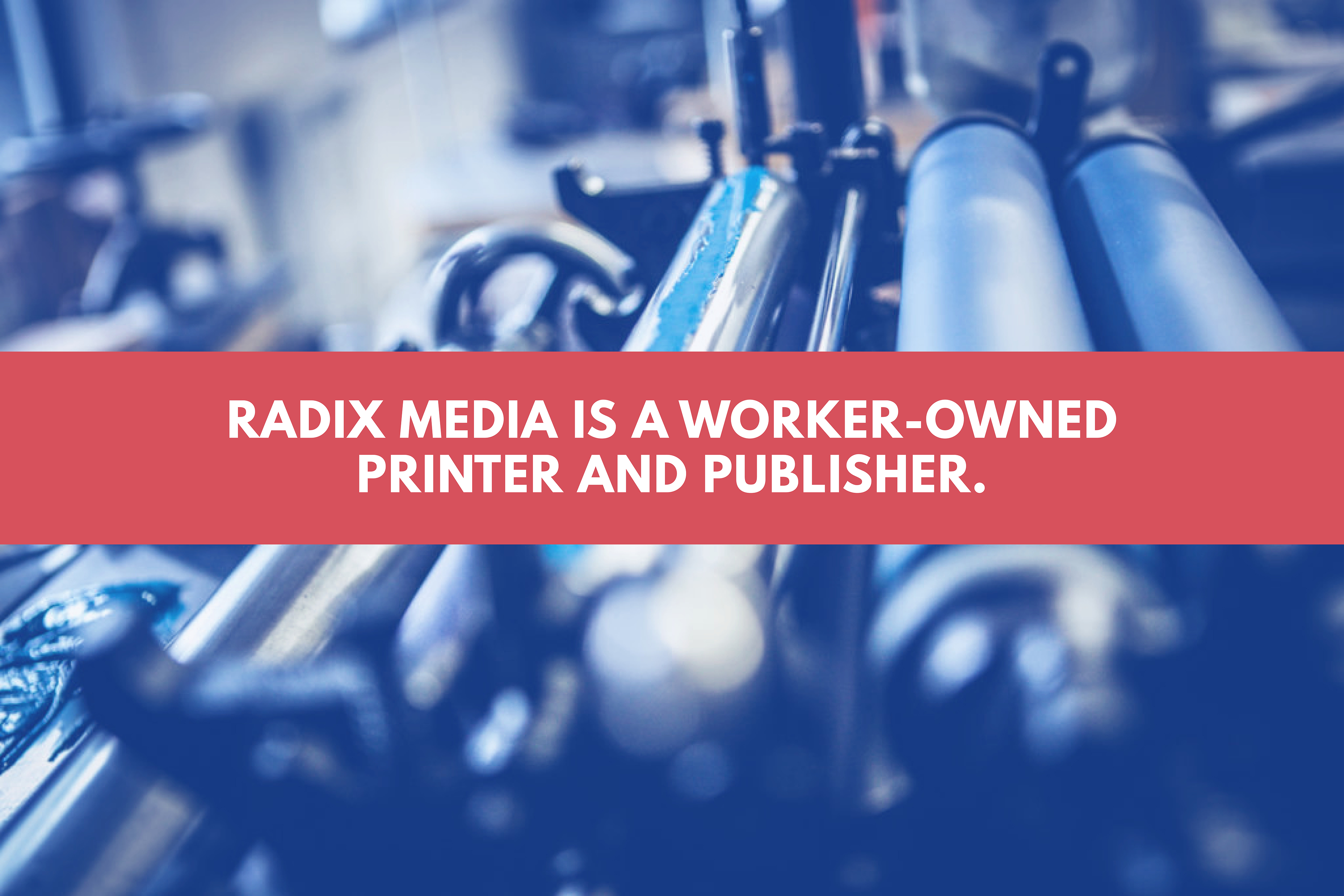 Radix Media — Home