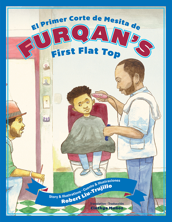 FURQAN'S FIRST FLAT TOP by Robert Liu-Trujillo