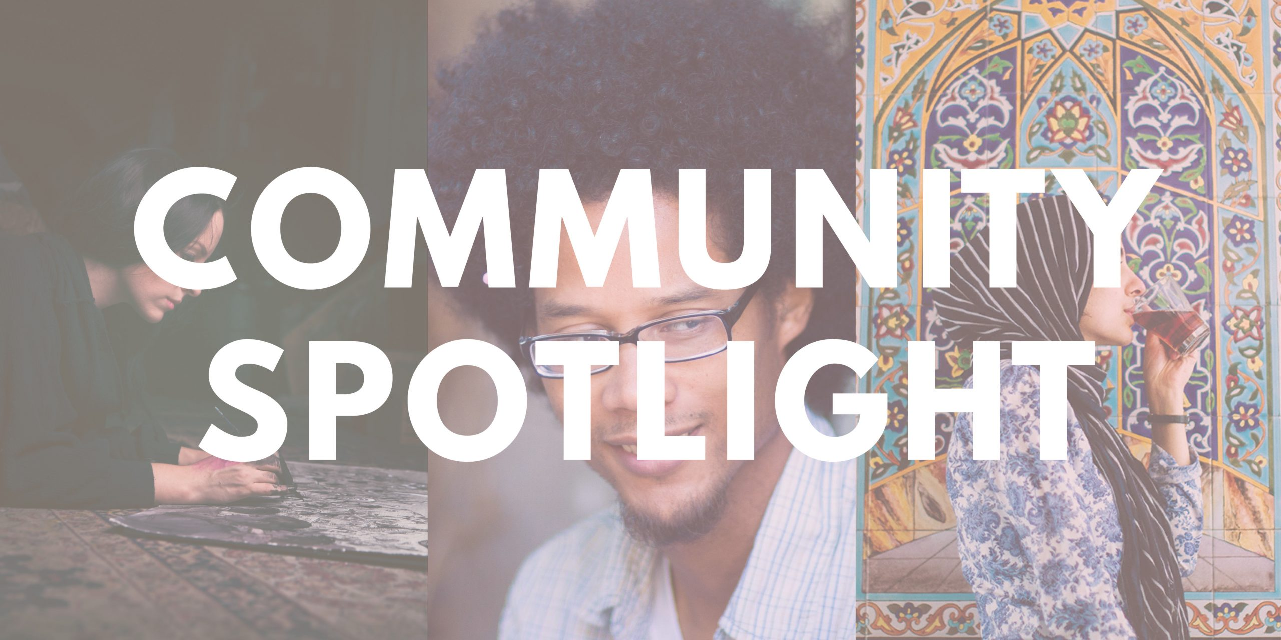 Community Spotlight blog series by Radix Media.