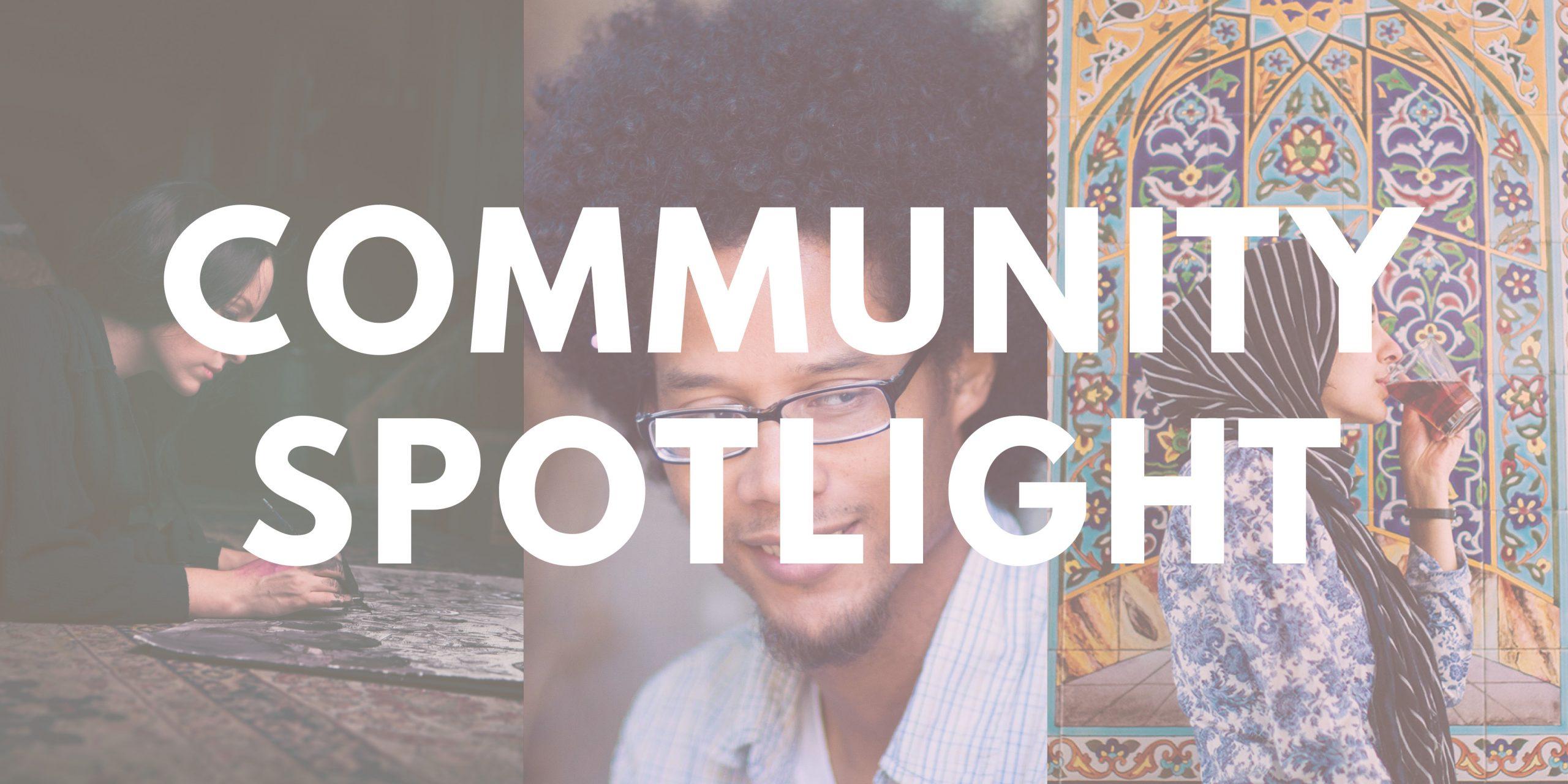 Community Spotlight blog series by Radix Media.