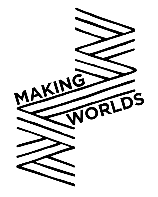 Making Worlds Bookstore Logo