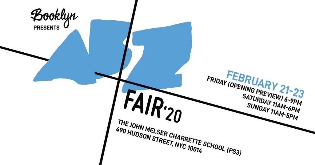 Booklyn AB/Z Fair