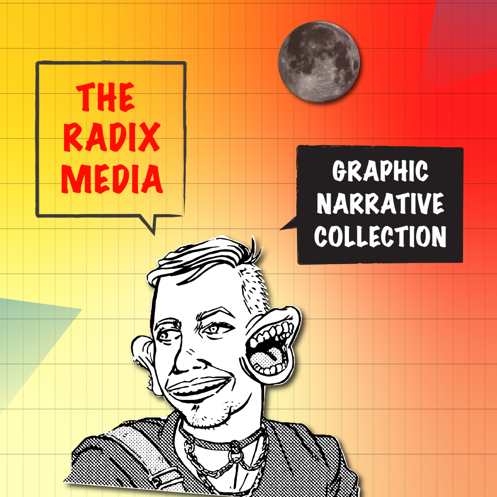 Radix Media Graphic Narrative Collection