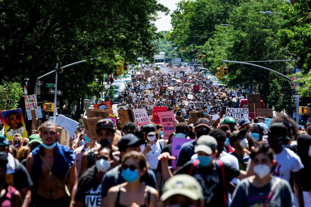Black Lives Matter: Radix Media Recap, photo by Demetrius Freeman