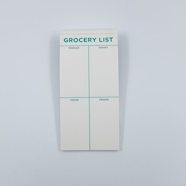 Productivity Pack - Grocery + To Do Notepad