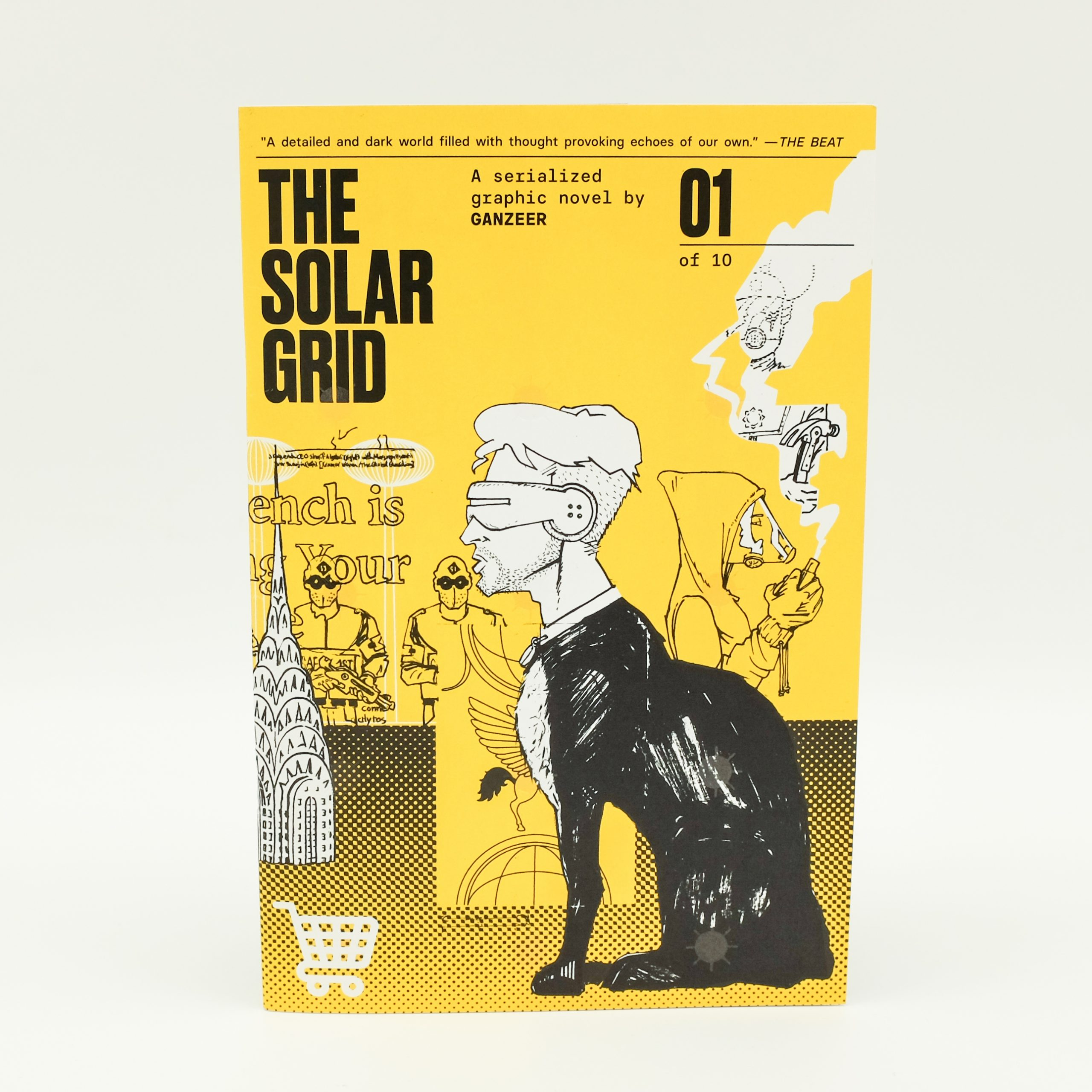 THE SOLAR GRID - ISSUE 01