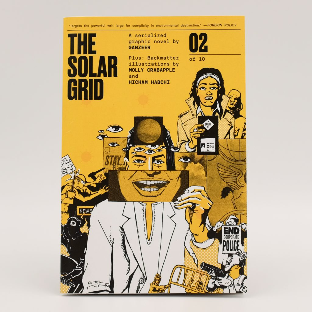 THE SOLAR GRID - ISSUE 2