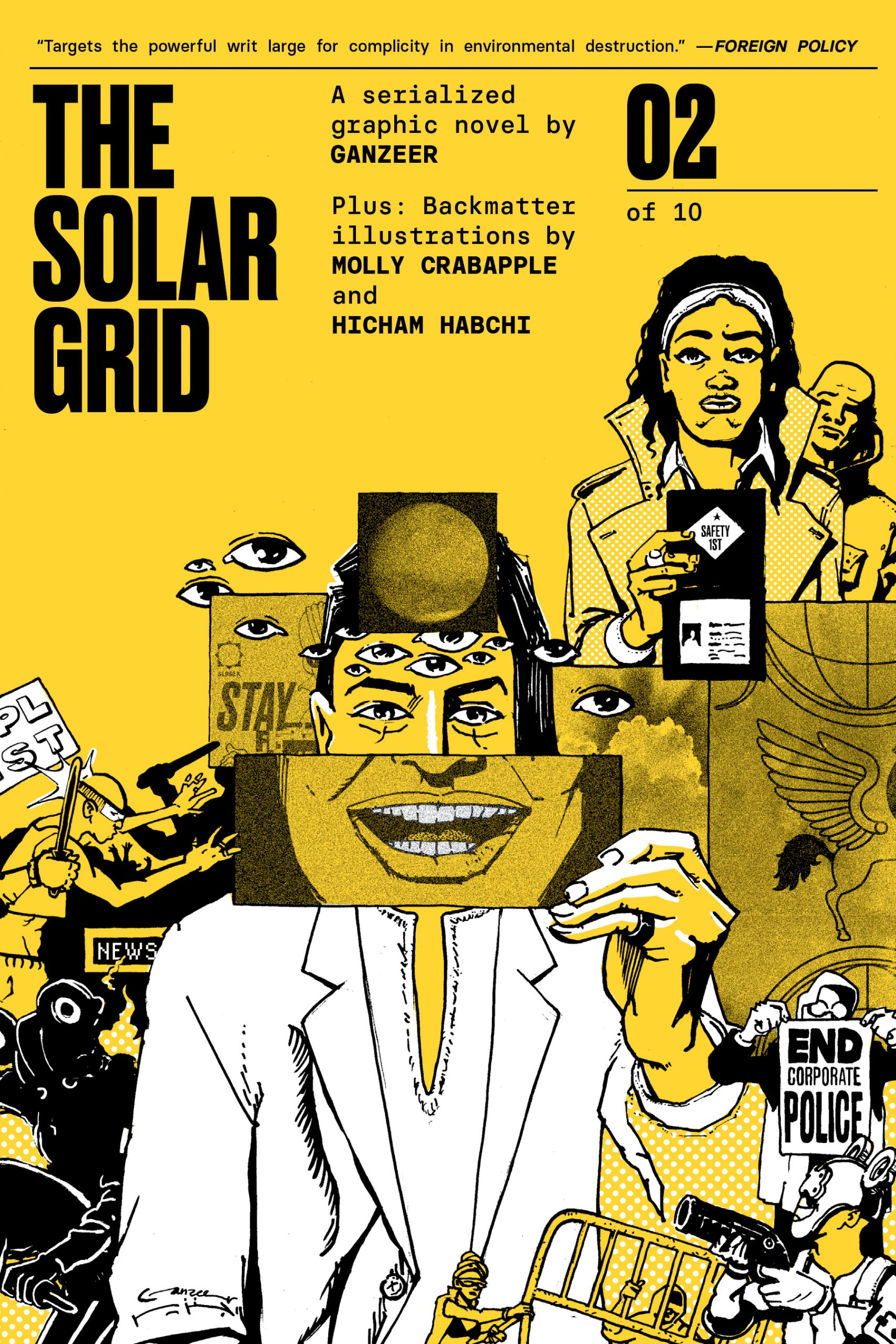 THE SOLAR GRID - ISSUE 02