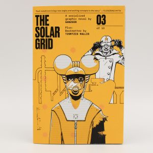 THE SOLAR GRID - Issue 3