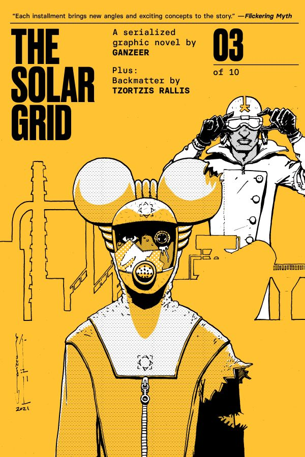 THE SOLAR GRID - ISSUE 03