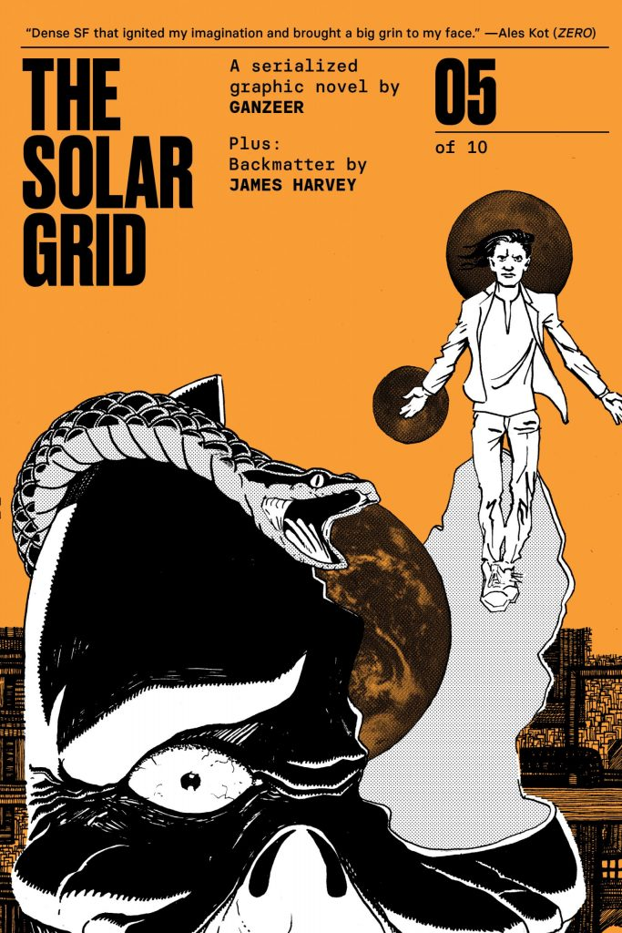 THE SOLAR GRID - Issue Five