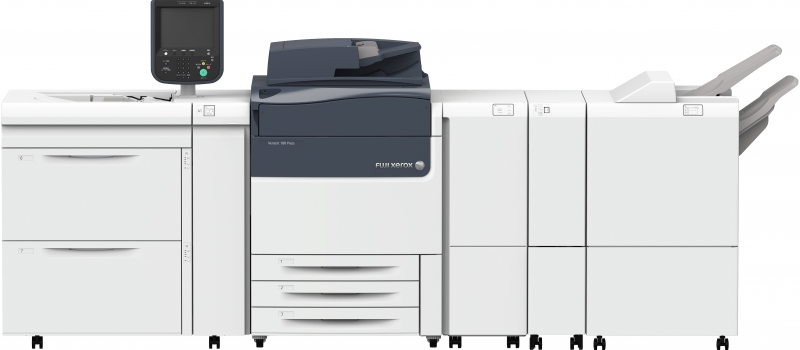 Radix Media - Xerox V180 Digital Press