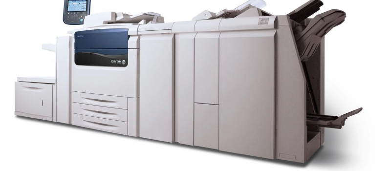 Xerox C75 Digital Production Press